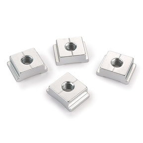 "10-Piece 5/16""-18 Threaded Miter Track Nut"