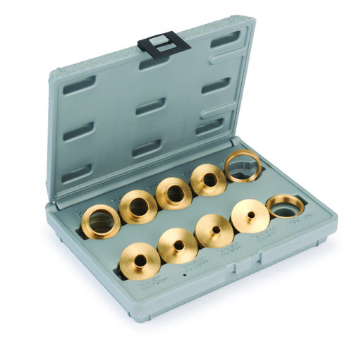 View a Larger Image of 10 Piece Router Bushing Set With Case