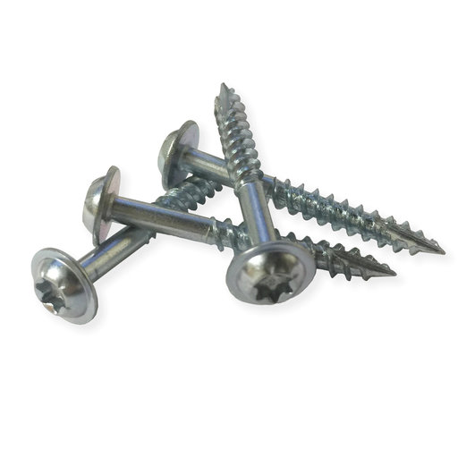 "View a Larger Image of 100-count 1-1/4"" Fine Pocket Hole Screws"
