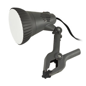 1000 Lumen LED Clamp Lamp