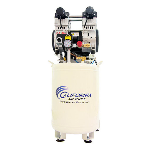 View a Larger Image of 10020DC Ultra Quiet and Oil Free 2 HP 10 Gal. Air Compressor