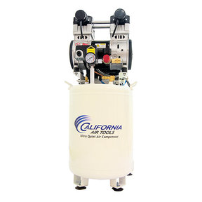 10020DC Ultra Quiet and Oil Free 2 HP 10 Gal. Air Compressor