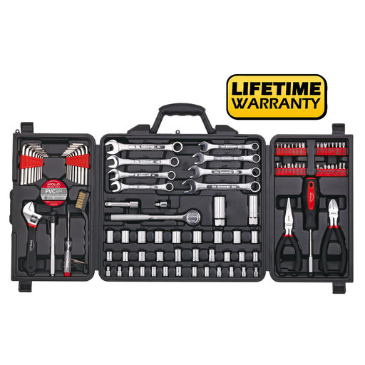 View a Larger Image of 101 Piece Mechanics Tool Kit