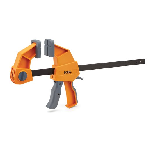 """View a Larger Image of 12"""" HD One-Hand Pistol Grip Clamp"""