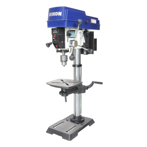 "View a Larger Image of 12"" VS Benchtop Drill Press"