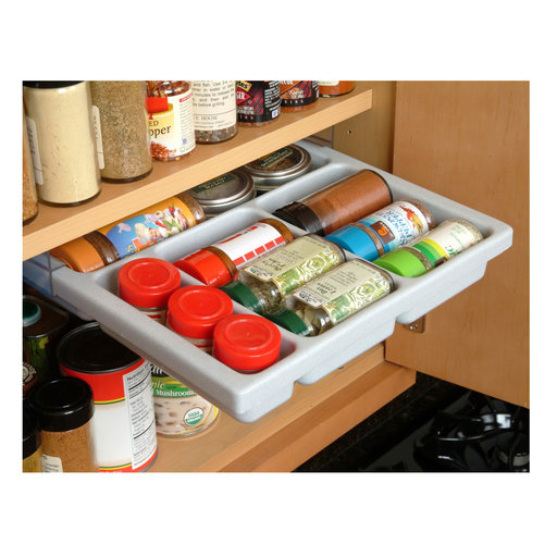 View a Larger Image of 13 X 10 inch EZ Slide N Store Slide-Out Organizer Caddy