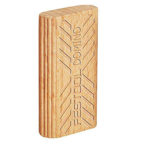 130pcs 8mm x 22mm x 40mm Beech Tenons for Domino