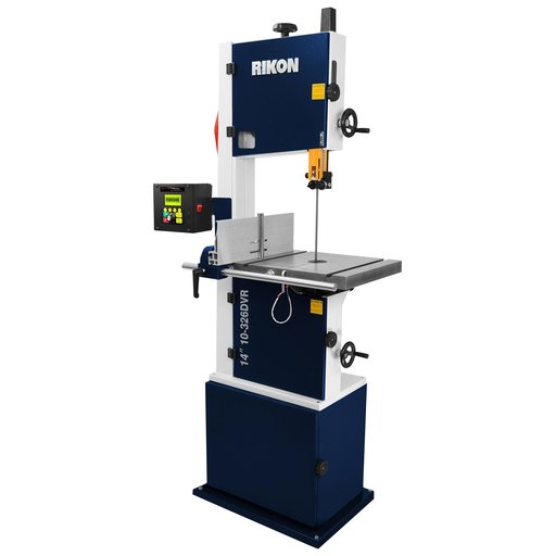"""View a Larger Image of 14"""" Band Saw  Model 10-326 DVR with Smart Motor DVR Control"""