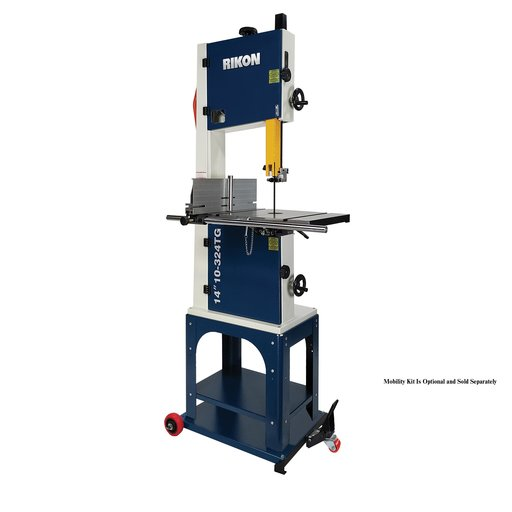 "View a Larger Image of 14"" Open Stand Bandsaw"