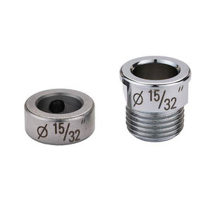 """15/32"""" Drilling Guide And Stop Collar For WoodRiver DV2"""