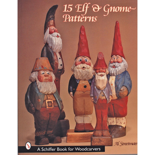View a Larger Image of 15 Elf and Gnome Patterns