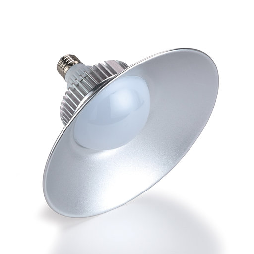 View a Larger Image of 1500 Lumen LED Utility Bulb with Hood, 20W