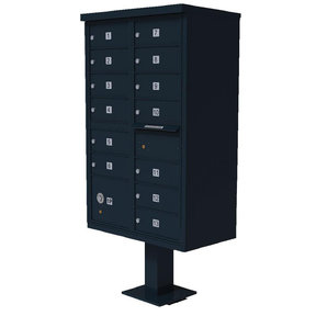 1570 13 Door Cluster Box Unit (CBU)