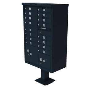 1570 16 Door Cluster Box Unit (CBU)