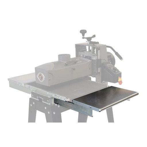 View a Larger Image of 16-32 Folding Infeed/Outfeed Tables