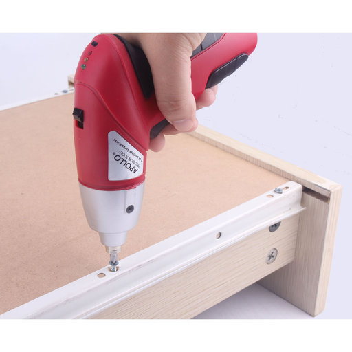 View a Larger Image of 160 Piece Household Tool Kit with 4.8V Cordless Screwdriver