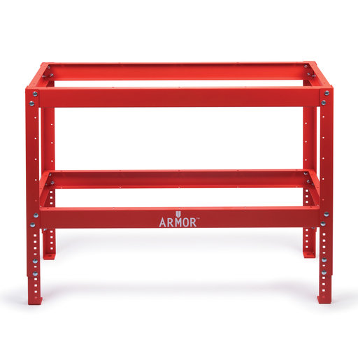 View a Larger Image of 17x44.5x32   HD Steel Clamp Table Stand