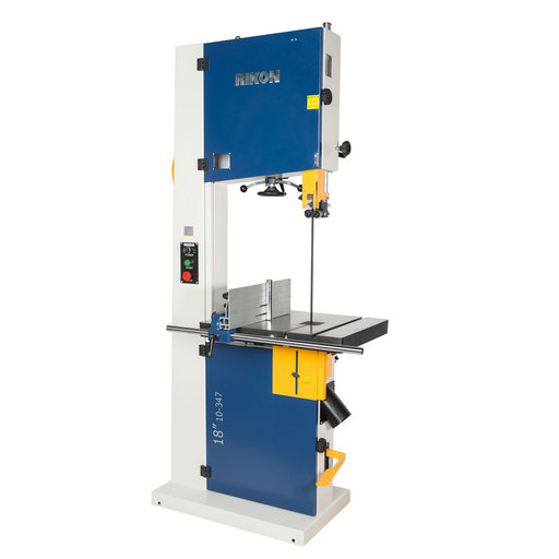 "View a Larger Image of 18"" Bandsaw, 4 HP Model 10-347"