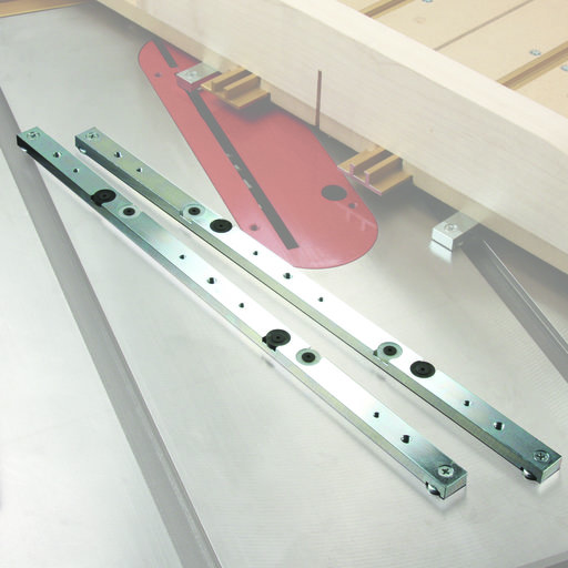"View a Larger Image of 18"" GlideLOCK Steel Miter Slider SE"