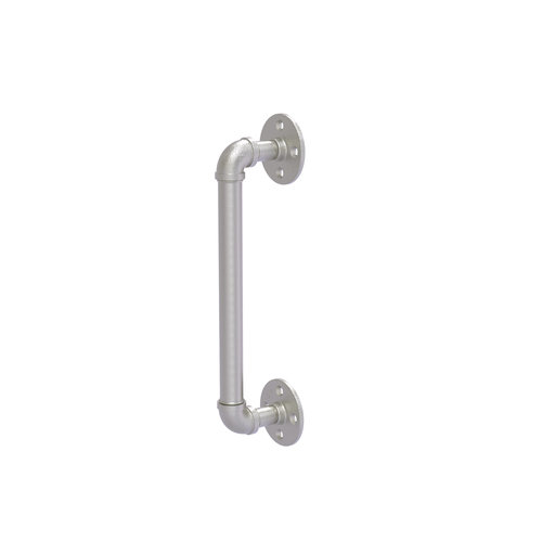 "View a Larger Image of  18"" Door Pull, Satin Nickel Finish"