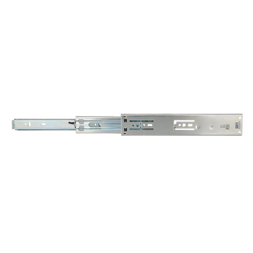 """View a Larger Image of 18"""" Push-to-Open Full Extension Side Mount Drawer SlideModel 3M89 Pair"""