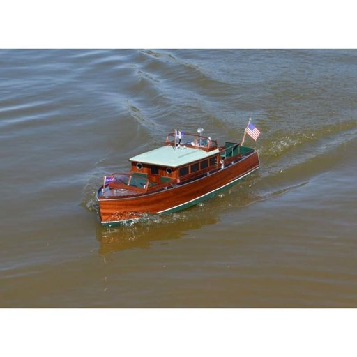 View a Larger Image of 1929 Chris-Craft Commuter Boat Kit