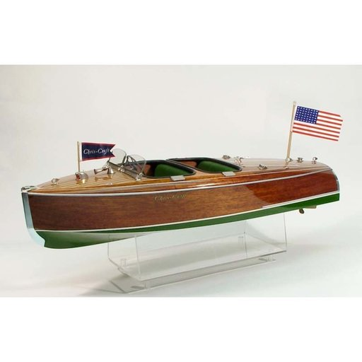 View a Larger Image of 1940 Chris-Craft Barrel Back Boat Kit