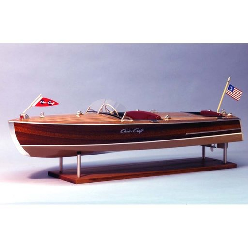 View a Larger Image of 1949 Chris-Craft Racing Runabout Boat Kit