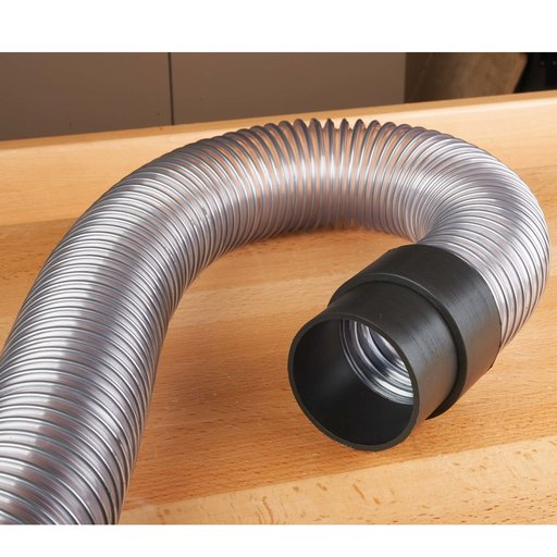 """View a Larger Image of 2-1/2"""" Flexible Hose End Cuff"""