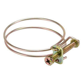 "2-1/2"" Wire Hose Clamp"