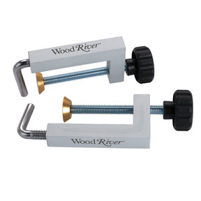 2-Piece Adjustable Fence Clamps