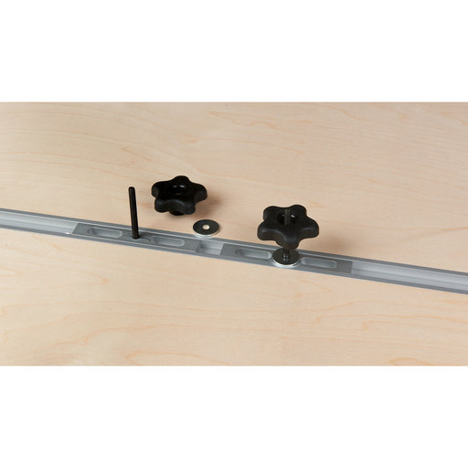 View a Larger Image of 2-Piece Miter Slot Expansion Hardware Kit