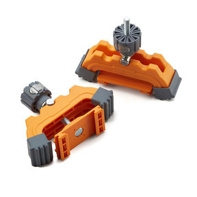 2-Piece Track Clamp Accessory For BORA Clamp Edge
