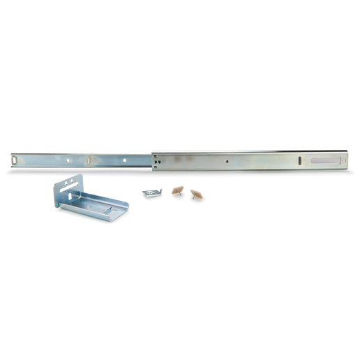 "View a Larger Image of 20"" Center Mount Slide Zinc"