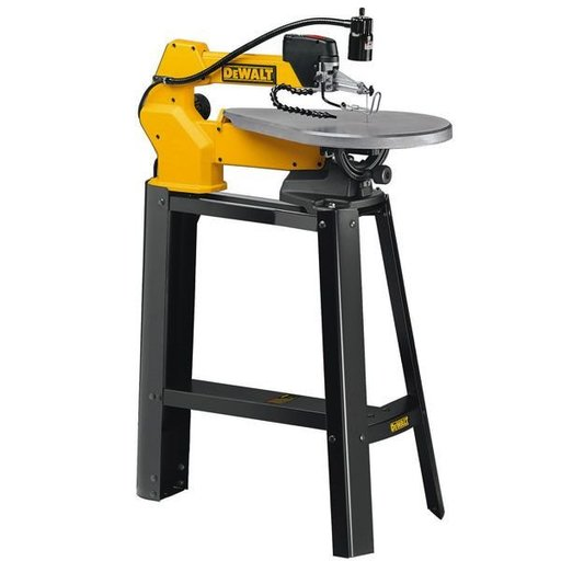 "View a Larger Image of 20"" Scroll Saw Model DW788 with Stand and Light"