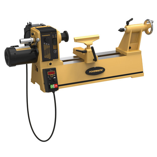 View a Larger Image of PM2014 Lathe, 1 HP, 115V
