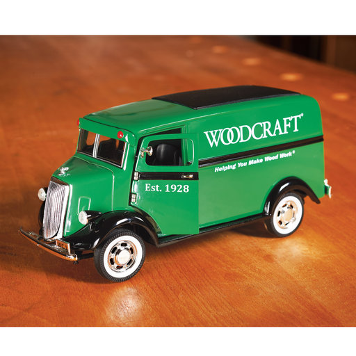 View a Larger Image of 2019 Woodcraft Truck Bank