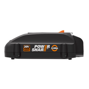 20V Max Li-ion Battery, 2.0Ah, Battery Indicator