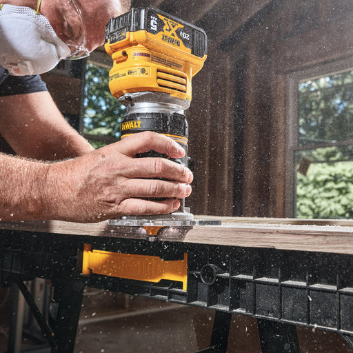 View a Larger Image of 20V MAX XR Brushless Cordless Compact Router