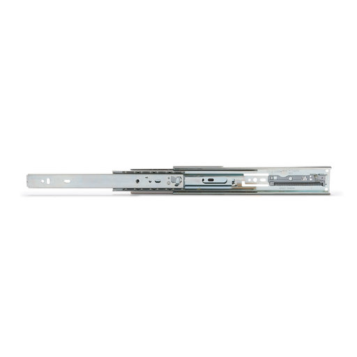 "View a Larger Image of 22"" Push-to-Open Full Extension Side Mount Drawer Slide Model 3M89 Pair"