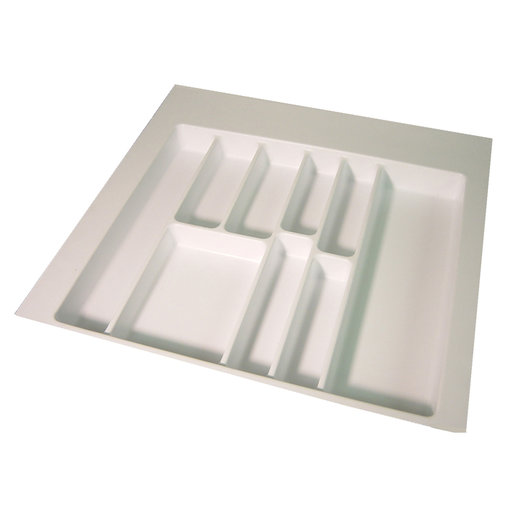 View a Larger Image of 22 X 21 inch Trimmable Flatware Drawer Organizer