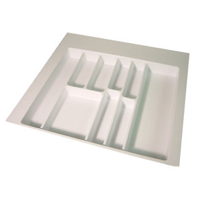 22 X 21 inch Trimmable Flatware Drawer Organizer
