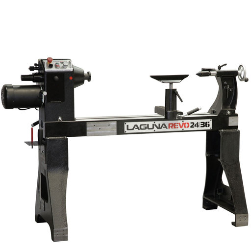 View a Larger Image of 24|36 REVO Lathe 3HP 220V