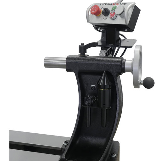 View a Larger Image of 24 36 REVO Lathe 3HP 220V