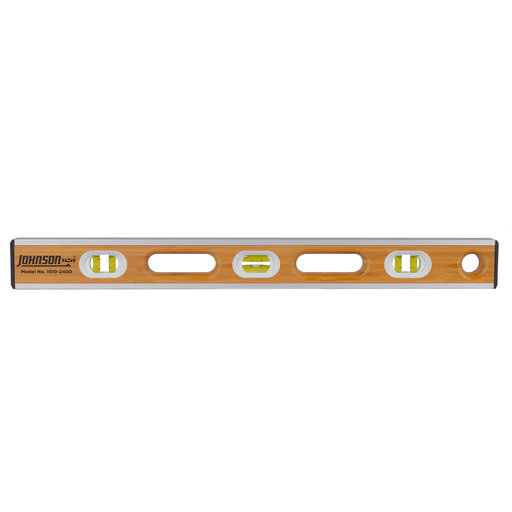 "View a Larger Image of 24"" Eco-Tech® Bamboo Level"