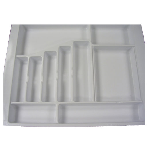 View a Larger Image of 25 X 21 inch Trimmable Flatware Drawer Organizer