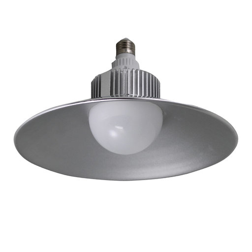 View a Larger Image of 2500 Lumen LED Utility Bulb with Hood, 30W