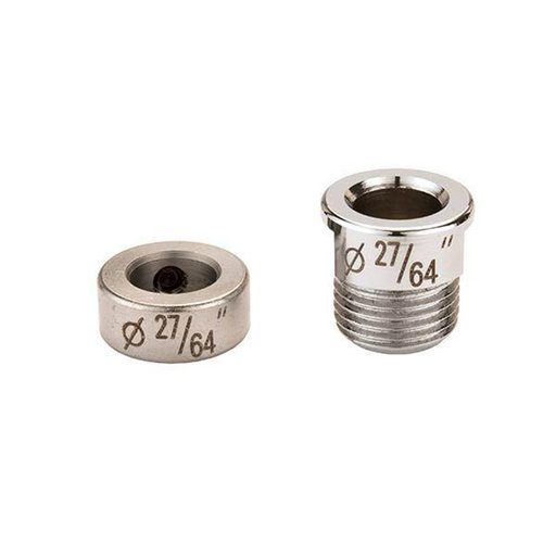 """View a Larger Image of 27/64"""" Drilling Guide & Stop Collar for WoodRiver DV2"""