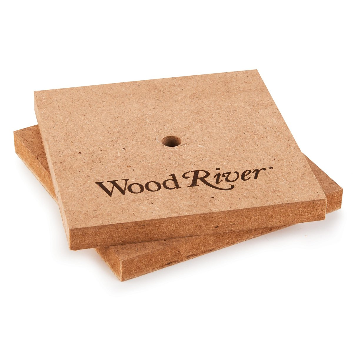 WoodRiver 2 Piece Drill Press Table Center Inserts