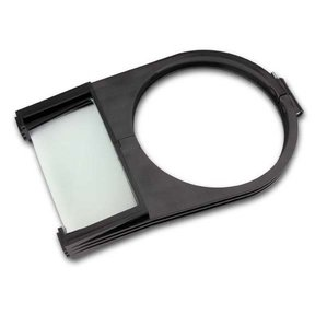2X/4X Magnifier, Shade Attachment